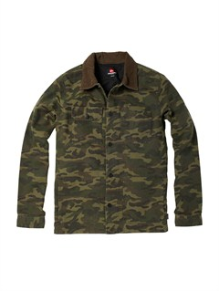CRE6Carpark Jacket by Quiksilver - FRT1