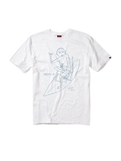 WBB0Dead N Gone T-Shirt by Quiksilver - FRT1