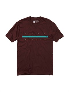 RSH0Mixed Bag Slim Fit T-Shirt by Quiksilver - FRT1