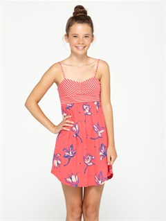MMN6Girls 7- 4 Cloudy Dream Dress by Roxy - FRT1