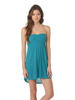 GRL3Double Dip Dress by Roxy - FRT1