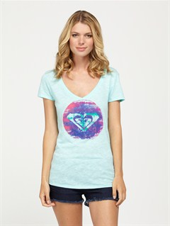 BGH0Cotton Candy Tee by Roxy - FRT1
