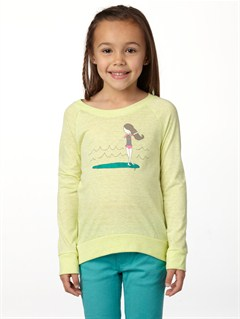 GEB0Girls 2-6 Dolphin Splash Tee by Roxy - FRT1
