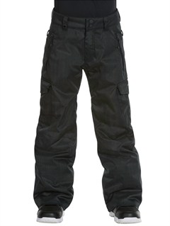 KVK0Porter  0K Youth Pants by Quiksilver - FRT1