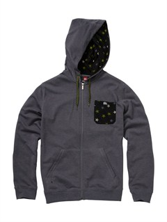 KZEHHartley Zip Hoodie by Quiksilver - FRT1