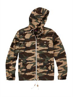 THZ6Carpark Jacket by Quiksilver - FRT1