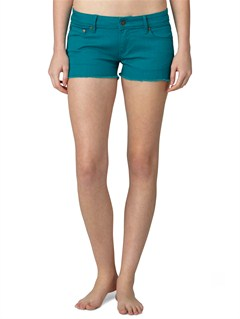 GRL0High Seas Eyelet Shorts by Roxy - FRT1