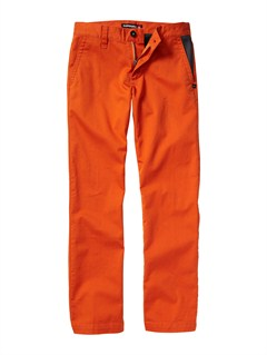 ORGBoys 8- 6 Union Heather Pants by Quiksilver - FRT1