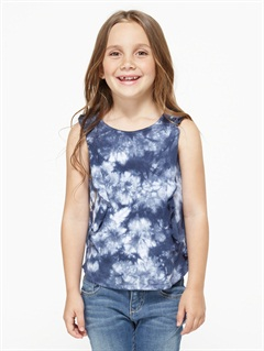 DBUGirls 2-6 Back It Up Tank Top by Roxy - FRT1