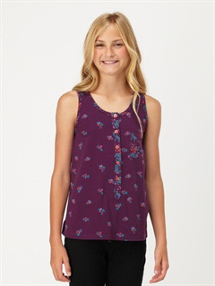WGNGirls 7- 4 Grateful Heart Tank by Roxy - FRT1