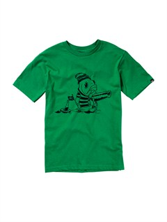 GRJ0Boys 8- 6 Attack T-Shirt by Quiksilver - FRT1