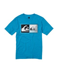 BMJHBoys 2-7 Crash Course T-Shirt by Quiksilver - FRT1