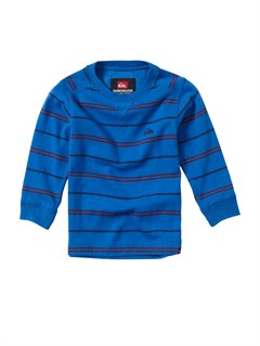 BQR3Baby On Point Polo Shirt by Quiksilver - FRT1
