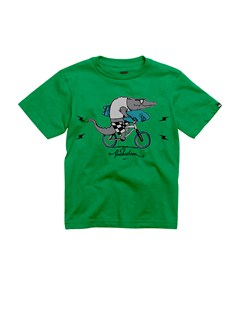 GRJ0Boys 2-7 Monkey Jazz T-Shirt by Quiksilver - FRT1