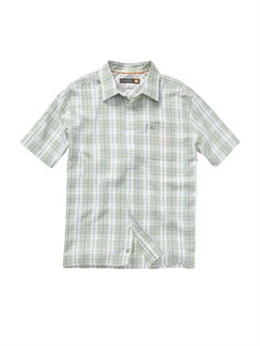 GGL0Men s Aganoa Bay Short Sleeve Shirt by Quiksilver - FRT1