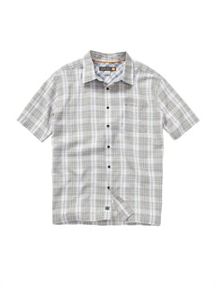 SMB0Men s Long Weekend Short Sleeve Shirt by Quiksilver - FRT1