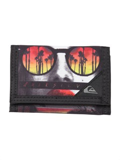 WBB0Apex Leather Wallet by Quiksilver - FRT1
