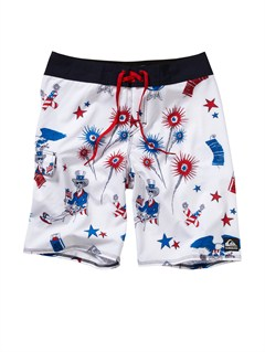 WHTA Little Tude 20  Boardshorts by Quiksilver - FRT1