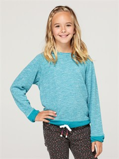 BNY0Girls 7- 4 Cold Day Hoodie by Roxy - FRT1