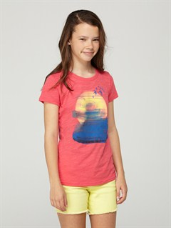PPNGirls 7- 4 Bananas For Roxy Baby Tee by Roxy - FRT1