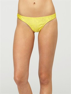 YDGAgainst the Tide Surfer Side Tie Bikini Bottoms by Roxy - FRT1
