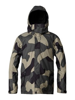 GZA1Decade  0K Insulated Jacket by Quiksilver - FRT1
