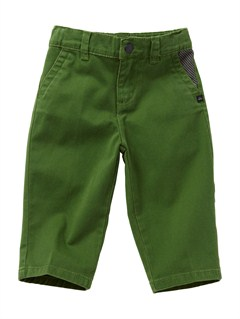 SAGUNION CHINO SHORT by Quiksilver - FRT1