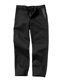 BLKBoys 2-7 Union Heather Pants by Quiksilver - FRT1