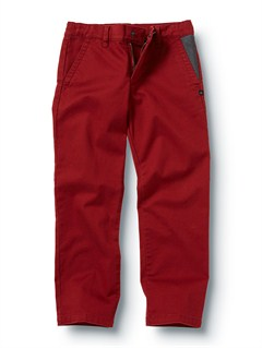 SGABoys 2-7 Box Car Pants by Quiksilver - FRT1