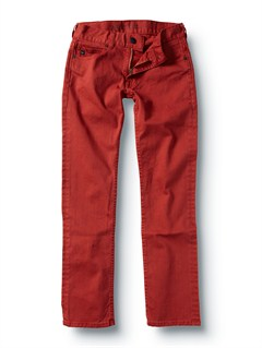 BRKBoys 8- 6 Distortion Slim Pant by Quiksilver - FRT1