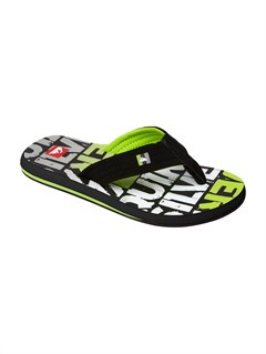 GBKBoys 8- 6 Carver 4 Sandals by Quiksilver - FRT1