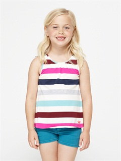 NGYGirls 2-6 Sea Fever Long Sleeve Top by Roxy - FRT1