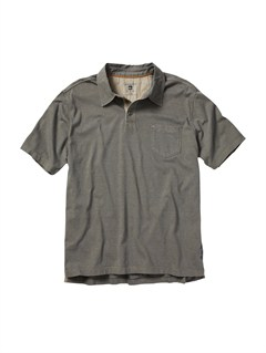 TMS0Men s Torrent Short Sleeve Polo Shirt by Quiksilver - FRT1