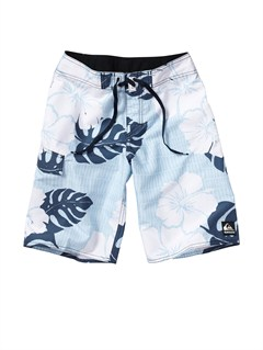 SBUBOYS 8- 6 A LITTLE TUDE BOARDSHORTS by Quiksilver - FRT1