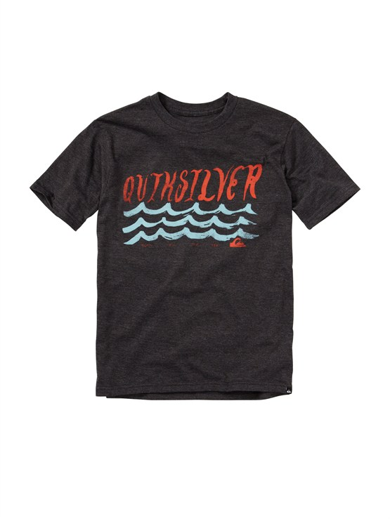 KTAHBoys 8- 6 Mountain And Wave Shirt by Quiksilver - FRT1
