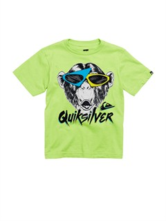 GJZ0Boys 2-7 Monkey Jazz T-Shirt by Quiksilver - FRT1
