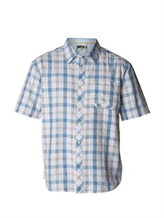 BLL0Men s Deep Water Bay Short Sleeve Shirt by Quiksilver - FRT1