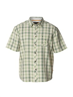 GNT0Men s Aganoa Bay Short Sleeve Shirt by Quiksilver - FRT1