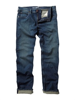 BSW0The Denim Jeans  32  Inseam by Quiksilver - FRT1