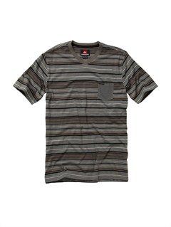 KRP3Sea Port Short Sleeve Polo Shirt by Quiksilver - FRT1