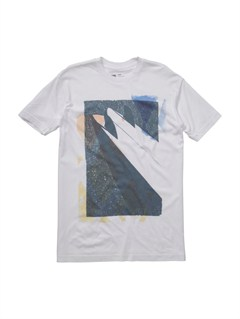 WBB0Mixed Bag Slim Fit T-Shirt by Quiksilver - FRT1