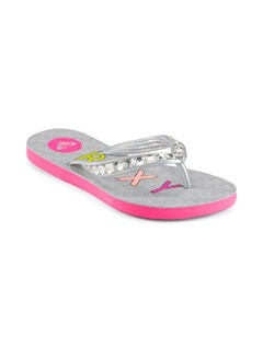 SILGirls 7- 4 Glitz Sandals by Roxy - FRT1