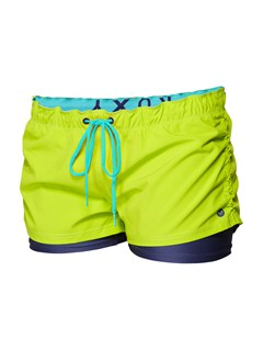 GJZ0Line Up Recycled Boardshorts by Roxy - FRT1