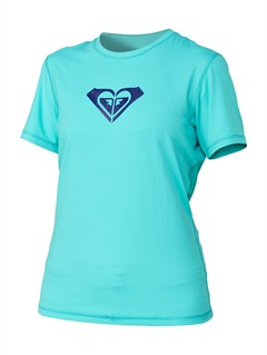 BJR0Whole Heart LS Rashguard by Roxy - FRT1