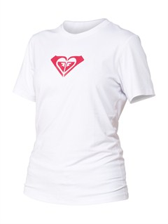 WBB0Whole Heart LS Rashguard by Roxy - FRT1