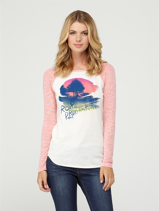 MJJ0California Surfing Tee by Roxy - FRT1