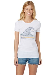 WBB0Mermaid Way T-Shirt by Roxy - FRT1