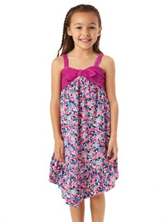 PSS6Girls 2-6 Block Party Dress by Roxy - FRT1