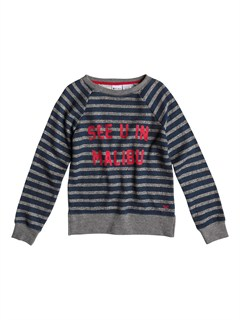 BRQ3Girls 7- 4 Believe Printed B Sweater by Roxy - FRT1