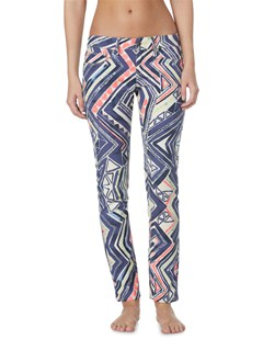 SEZ7Suntrippers Crop Camo Jeans by Roxy - FRT1